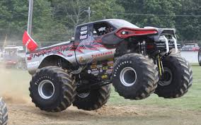 the monster truck bigfoot top 6 scariest and meanest monster trucks list diary