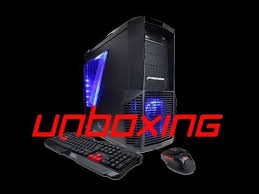 amazon cyberpowerpc black friday cyberpowerpc gaming desktop unboxing hd youtube