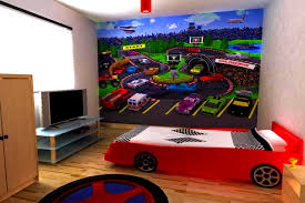 bedroom pleasing diy race car theme for the boys room bedrooms