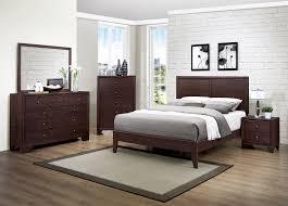 Bedroom Furniture Mn Kari Merlot Bedroom Furniture Collection For 119 94