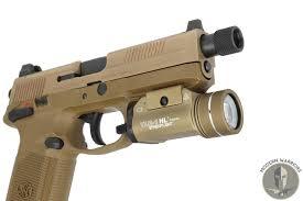 Streamlight Gun Light Streamlight Tlr 1 Hl Light Fde