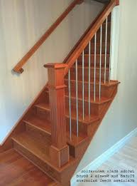 Stainless Steel Banisters San Francisco Stainless Steel Balusters Staircase Craftsman With