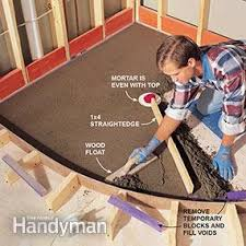 How To Tile A Bathroom Shower Floor How To Build Shower Pans Family Handyman
