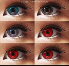 cosplay u0026 crazy anime circle lenses colored contacts