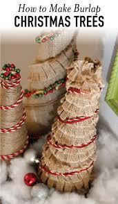 burlap christmas burlap christmas trees pin 453x777 jpg