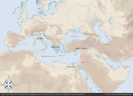 Ancient Map Of Greece by Reed College Humanities 110 Basic Chronology Of The Ancient World