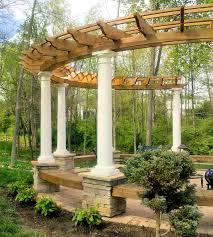 Swing Arbor Plans Best 25 Cedar Pergola Ideas On Pinterest Pergola Patio Pergola