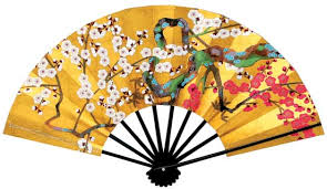 decorative fans japanese fan for mai oogi aesthetics