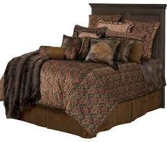 western comforter sets with cabin comforter set lodge and western