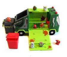 trash pack truck ebay
