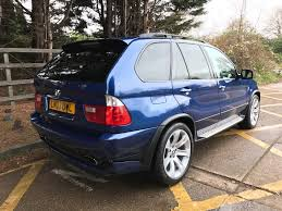 Bmw X5 Blue - used le mans blue metallic bmw x5 for sale essex