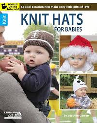knit hats for babies leisurearts