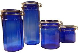 kitchen canisters blue kitchen canisters blue bizrate store ratings summary with kitchen