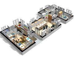 Build Your Own Home Floor Plans Free And Online 3d Home Design Planner Homebyme