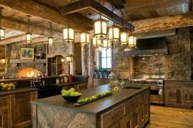 cuisine chalet bois cuisines idee deco cuisine chalet bois idées cuisine focus sur