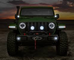 jeep accessories lights customization first look all new 2018 jeep wrangler vehicles at