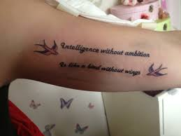 writing challenge u2013 day 7 what tattoos you have and if they have