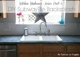 kitchen makeover series part 1 subway tile backsplash an
