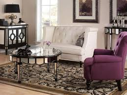 Accent Chairs Living Room by Living Room Charming Decoration Purple Living Room Furniture