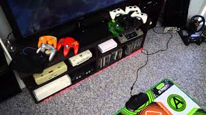 best retro gaming room set up 2015 epic youtube