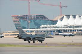 buckley afb map f 16s to runway at buckley afb 140th wing article