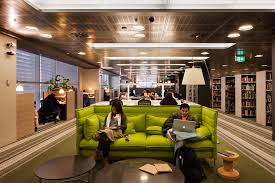 design library hassell project giblin eunson library