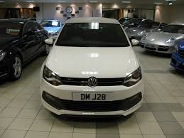volkswagen polo 1 2 r line tsi 3dr manual for sale in alfreton