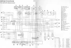1995 yamaha big bear 350 wiring diagram yamaha big bear 350