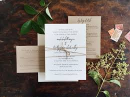 wedding invitation suite 33 fall wedding invitations that are for your autumn