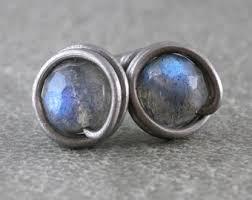 niobium earrings niobium earrings etsy