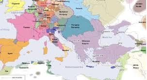 Map Of Ottoman Empire 1500 Ottoman Empire The Venice Atlas