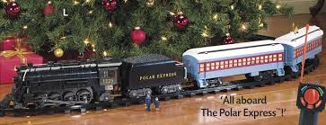 the polar express rc lionel set about the