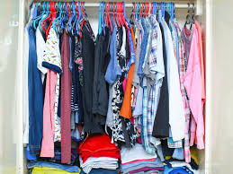 How To Organize Clothes Without A Dresser by 3 Ways To Organize Your Clothes Wikihow