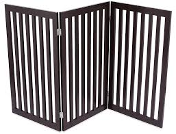 baby room divider amazon com internet u0027s best traditional pet gate 3 panel 36