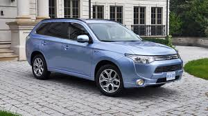 quick spin 2016 mitsubishi outlander phev euro spec expert