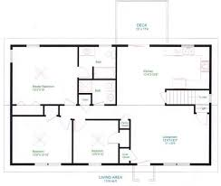 floor plans for homes one baby nursery open floor plans for ranch homes ranch open floor
