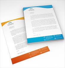 corporate letterhead template business company letterhead