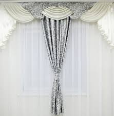 Fishtail Swag Curtains Country Curtains Crawford Flax Fishtail Swags Cute Birthday Ideas