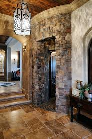 architecture warm halquist stone in traditional hall in arch