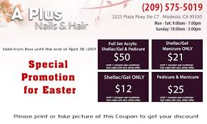 a plus nails u0026 hair google
