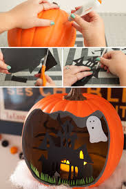 Halloween Pumpkin Crafts 367 Best Halloween Decor U0026 Crafts Images On Pinterest Halloween