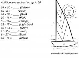 addition up to 20 worksheets