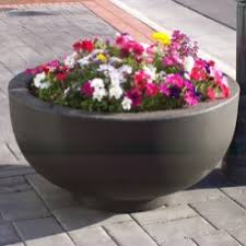 concrete planters bigplanters com
