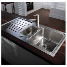 kitchen taps and sinks abode specto at1224 single lever kitchen tap sinks taps com