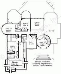 potilia traditional floor plans luxury floor plans