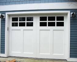 Barn Garage Doors Garage Appealing Carriage Style Garage Doors Ideas Swing Out