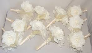 artificial flower bouquets artificial flower bouquets for weddings white bridal bouquets