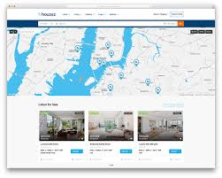 20 best responsive real estate wp themes for agencies realtors