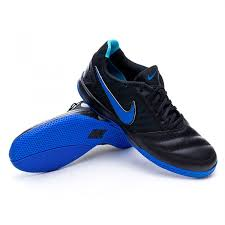 Nike Gato futsal boot nike gato ii black hyper cobalt soloporteros is now