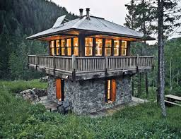 cool small homes decorations cool structure stone grey wall tiny house decor with